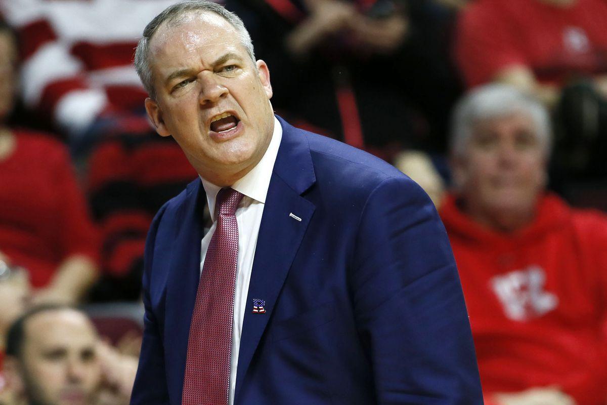 NCAA Basketball: Nebraska at Rutgers