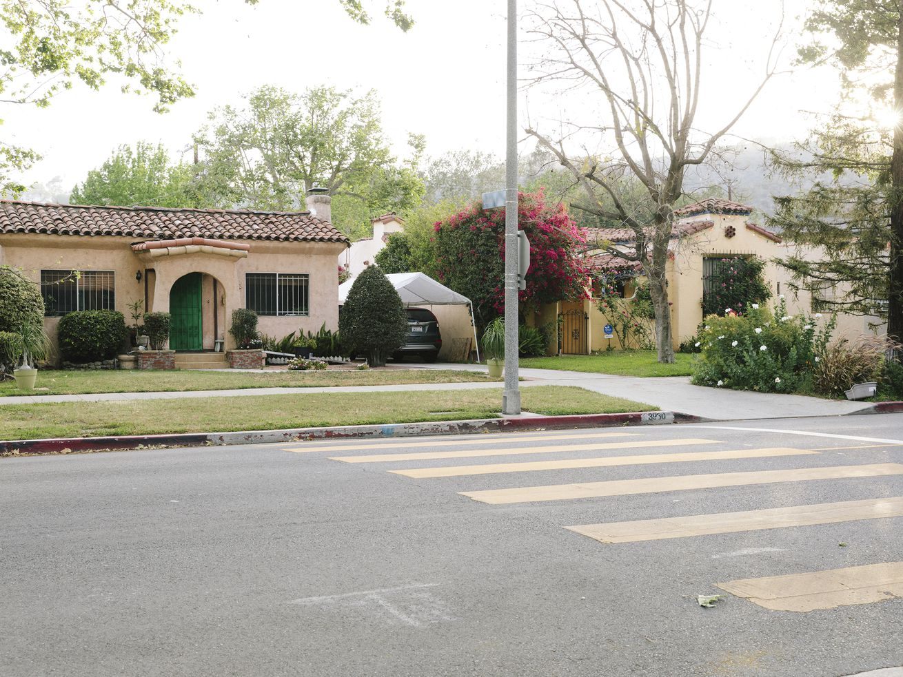 The median price of a home in Los Angeles County was $545,540 in the first three months of 2018.