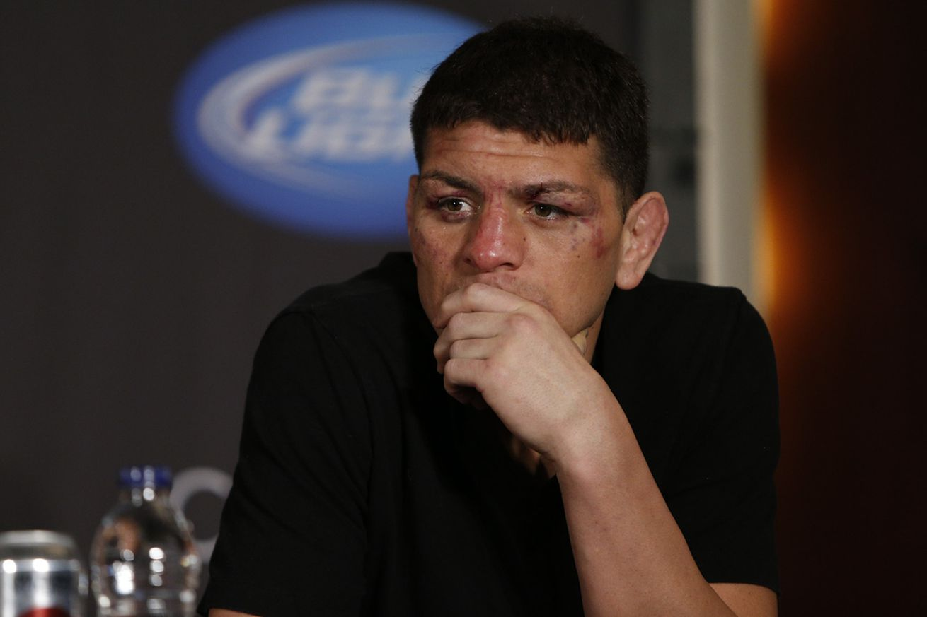 Nick Diaz suspended, facing UFC anti doping policy violation for whereabouts failures