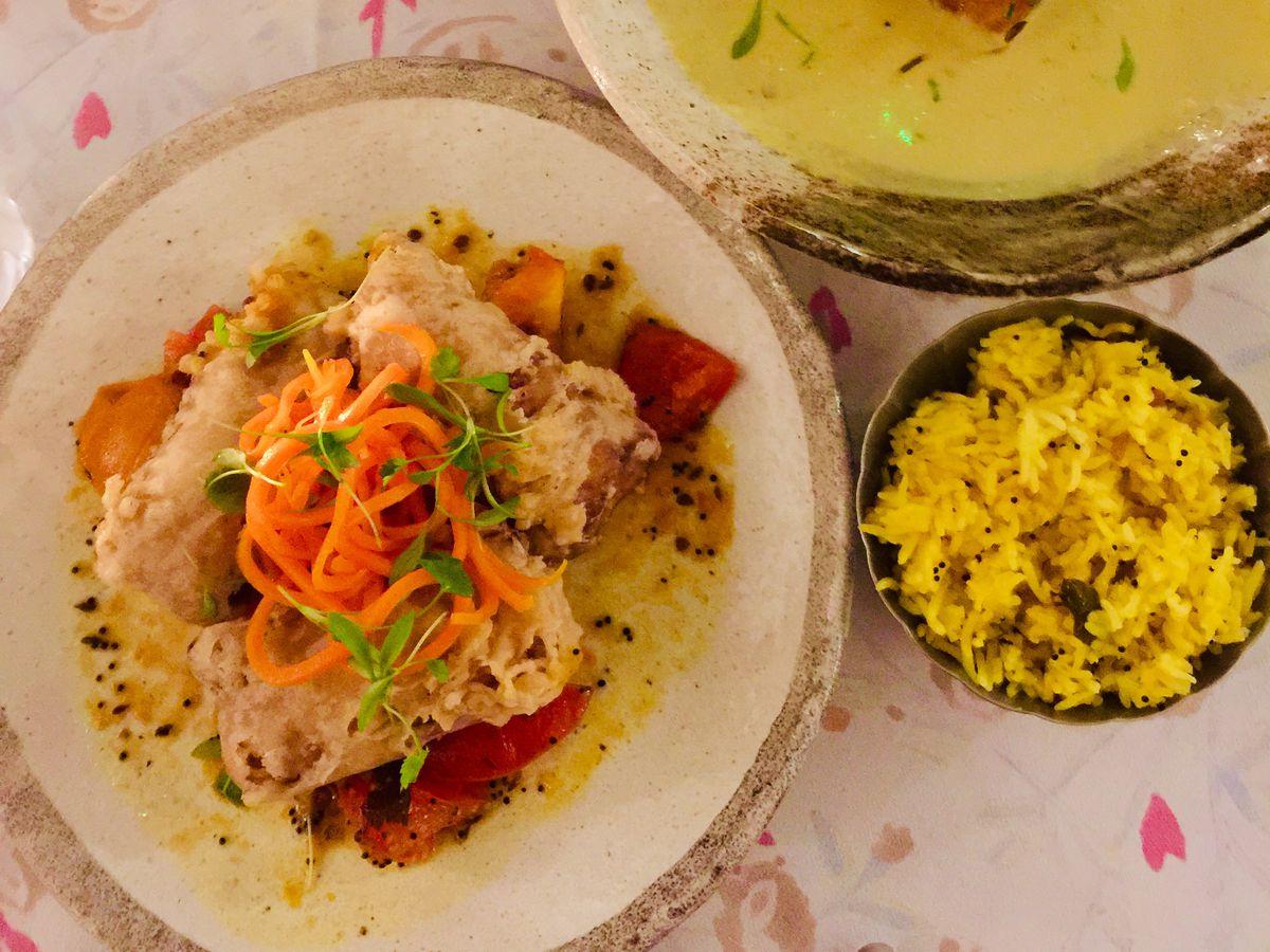 Jikoni, one of London's best modern Indian restaurants