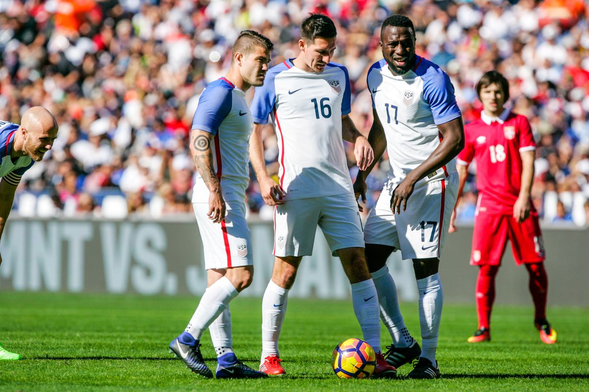 Usas scoreless draw vs serbia offers glimpse into arenas preferences foxsports com - Photo By Kent Horner Getty Images