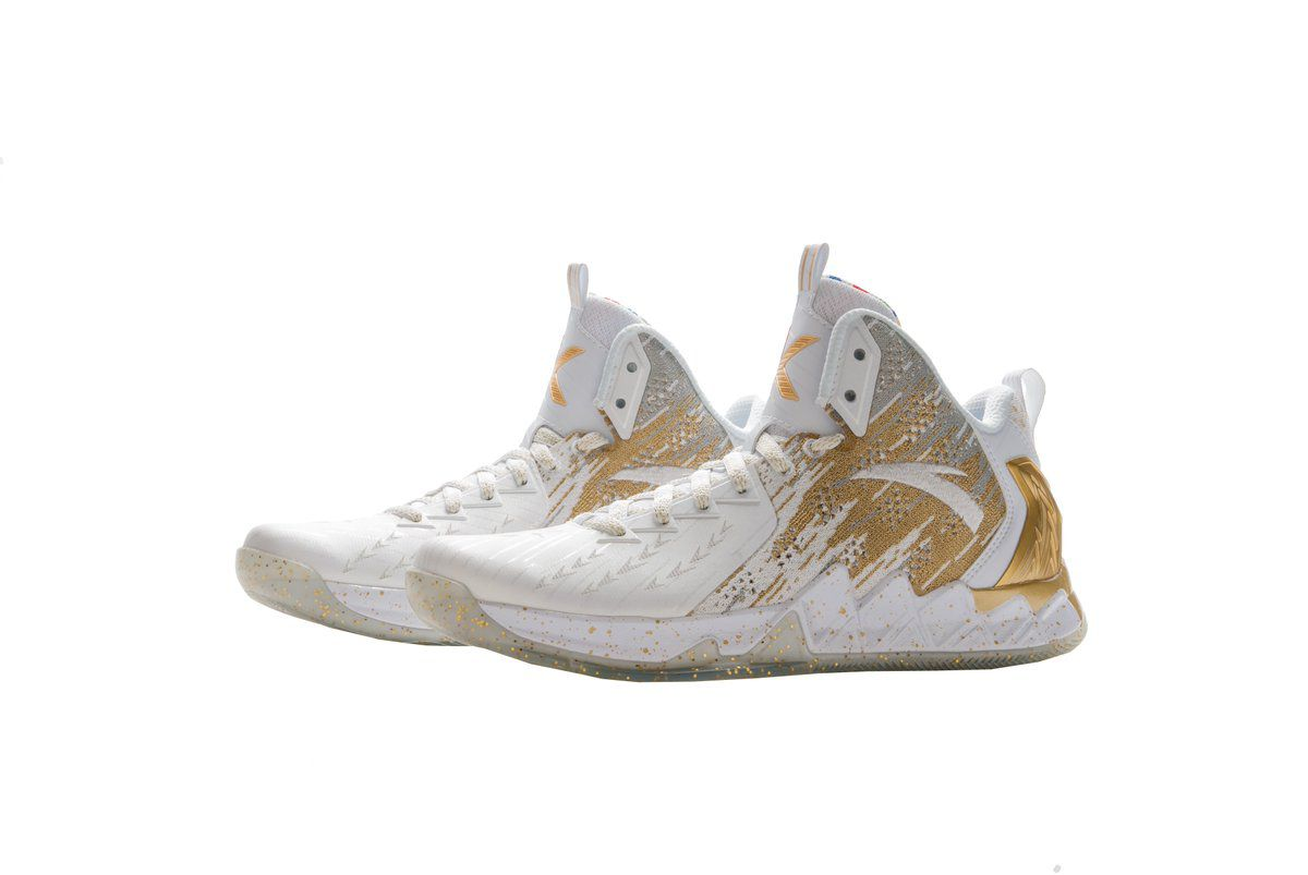 493d0b60df57 Klay Thompson s new shoes are so ugly