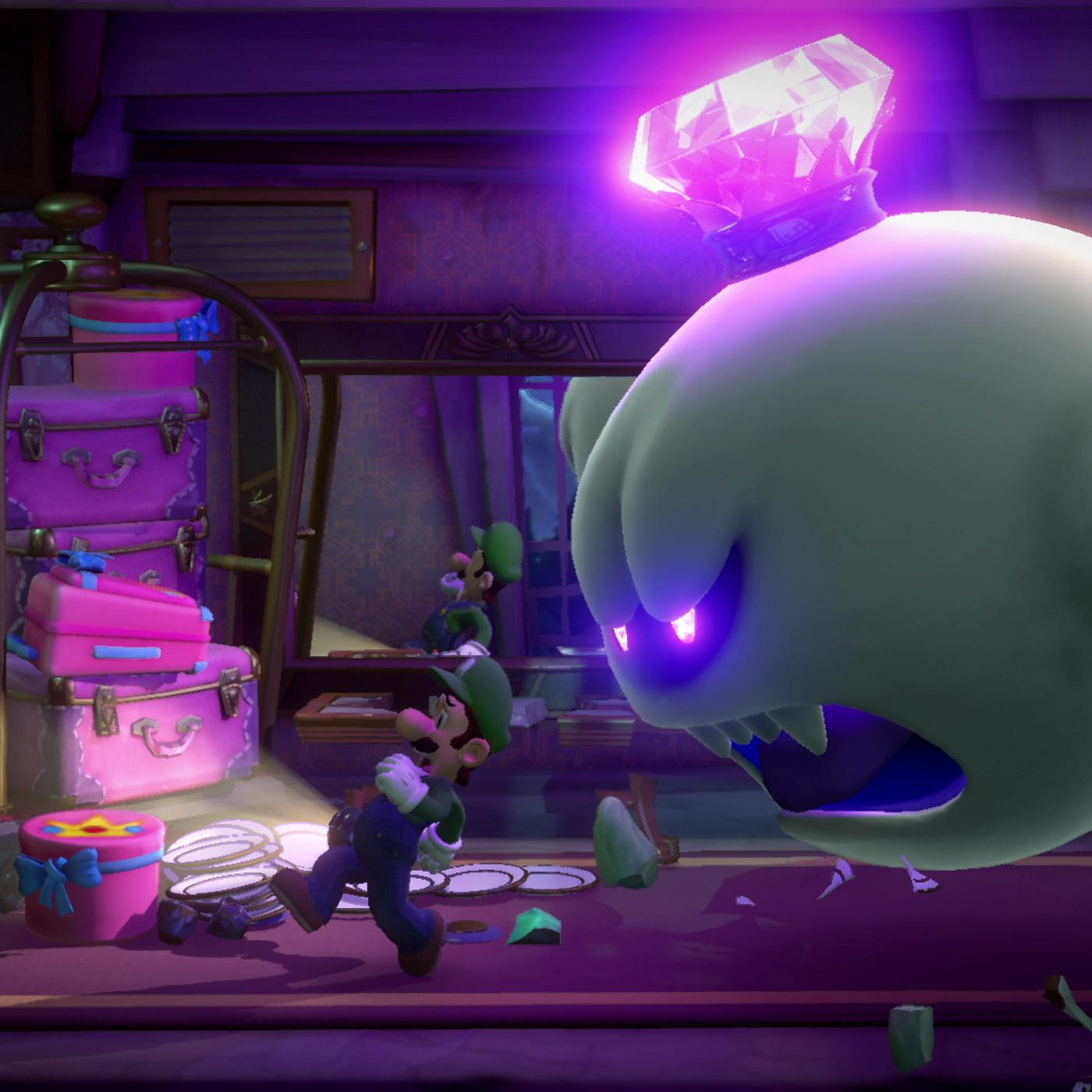 Luigi S Mansion 3 Launches On Halloween Polygon