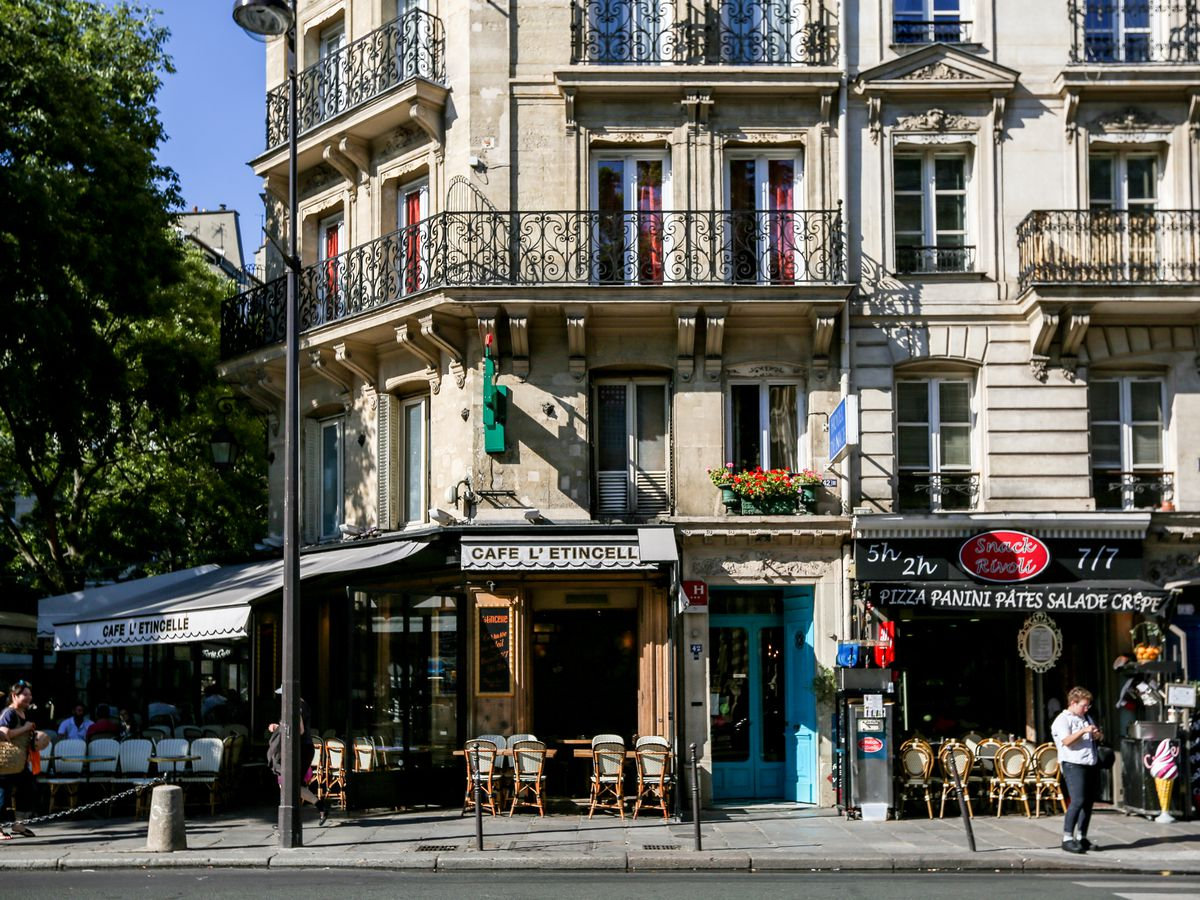 Map Of Paris France 6th Arrondissement.The 38 Best Restaurants In Paris Eater