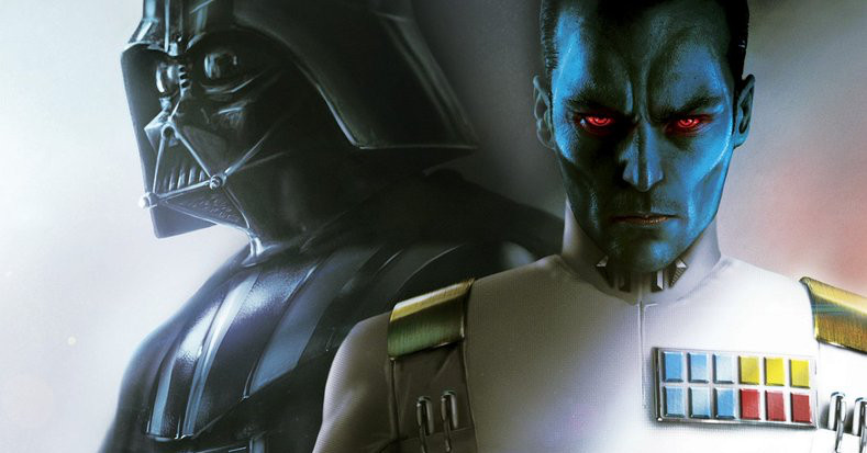 Disney is already setting up its Star Wars expansion land in a new Grand Admiral Thrawn novel