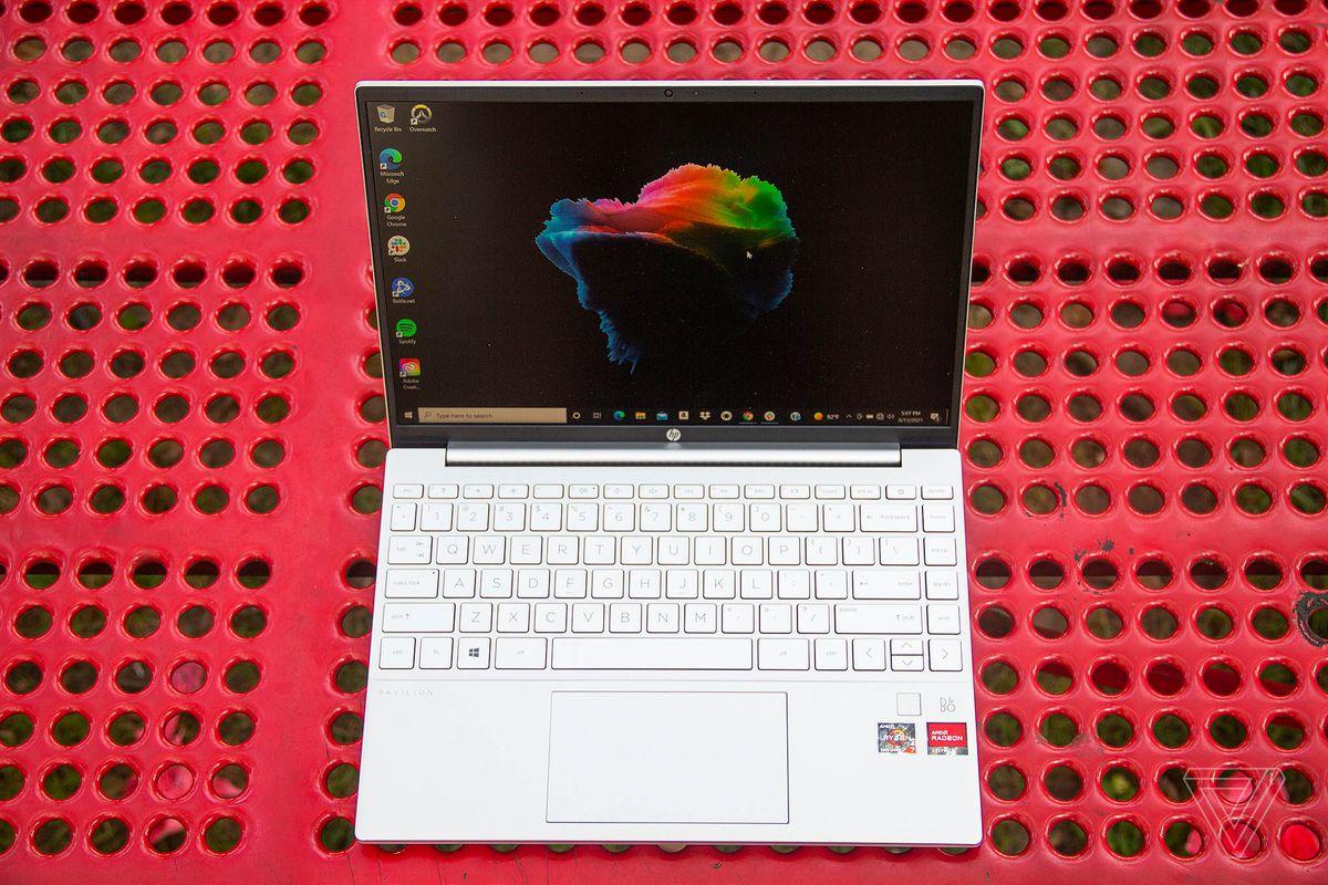 Best Cheap Laptop 2021: HP Pavilion Aero 13