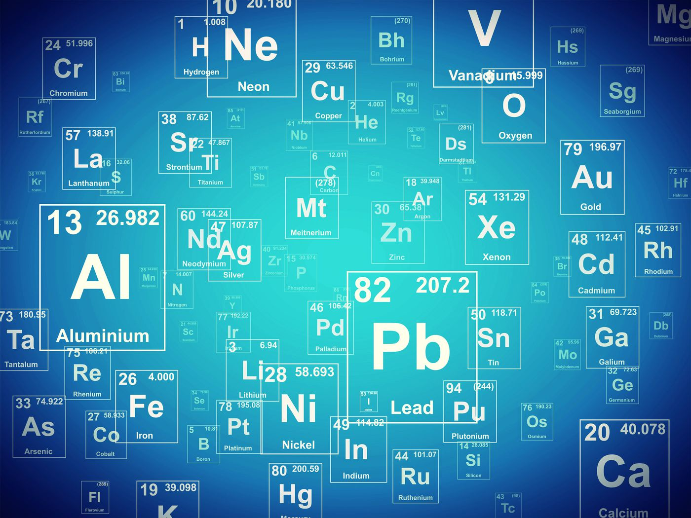 Here are the proposed names for the 4 newest elements on the here are the proposed names for the 4 newest elements on the periodic table vox urtaz Choice Image