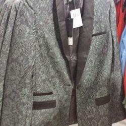 Brocade Blazer $111.75