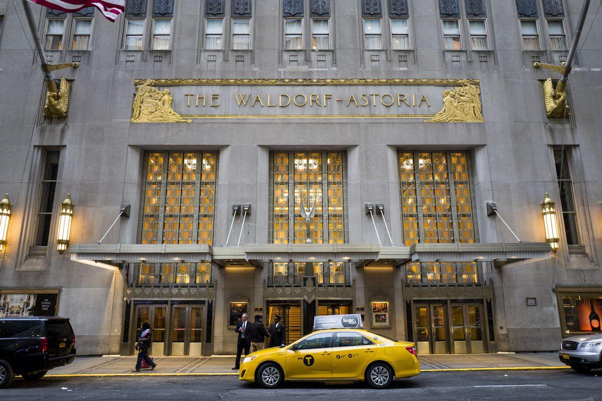 Woldorf Astoria Hotel New York