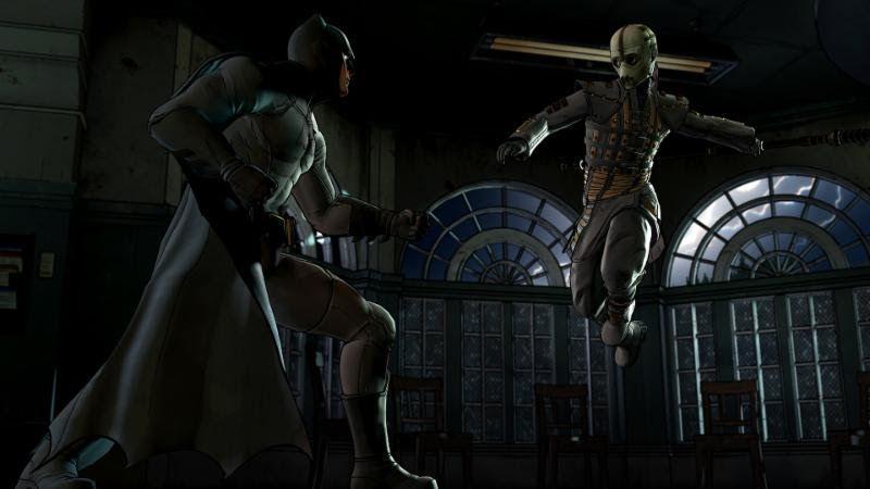 Batman: The Telltale Series Episode 5 screenshot