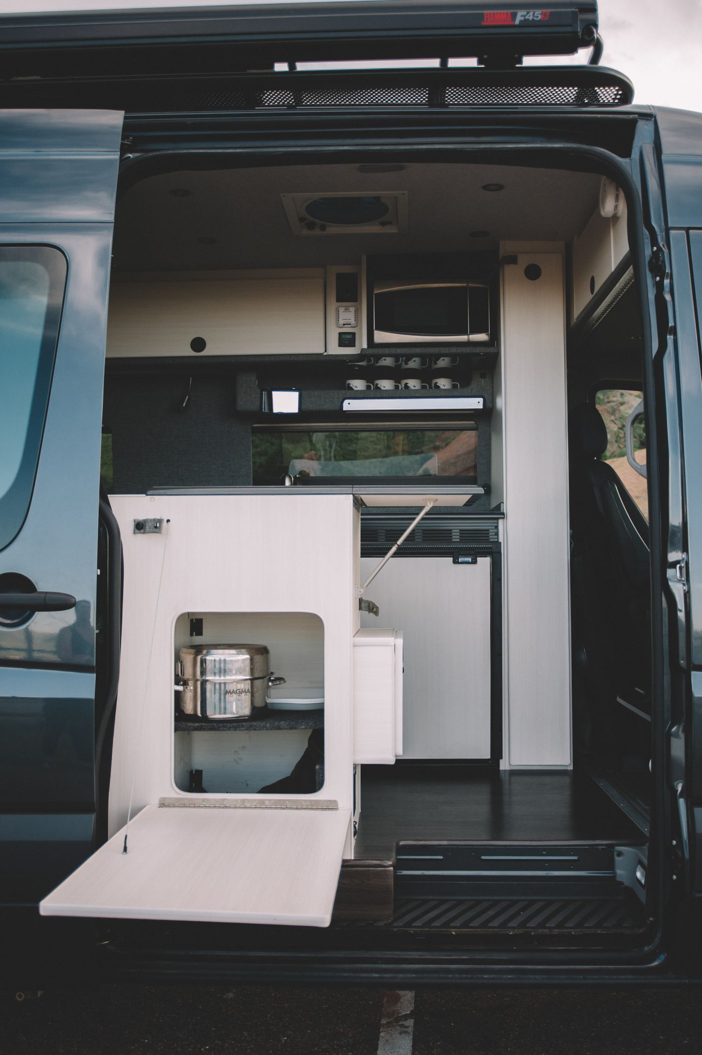 Storage ideas: organization tips to keep your RV camper tidy