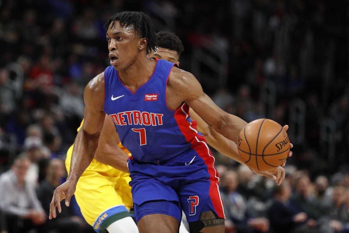 NBA Trade Rumors: Pistons trade Stanley Johnson to Bucks for