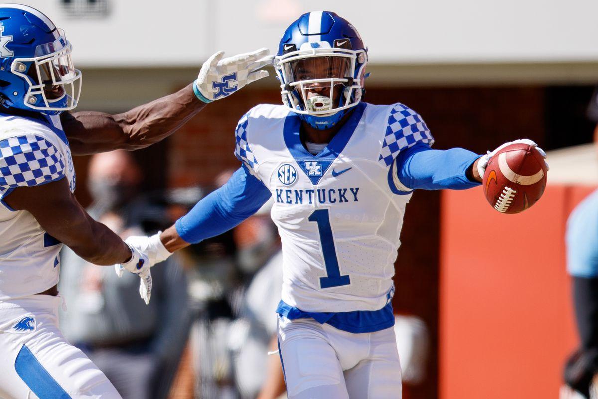 Kentucky vs Tennessee