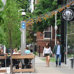 Hyde Park neighborhood, Chicago. | Victor Hilitski/For the Sun-Times