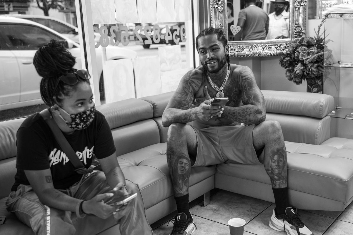 Crowned YB and Dave East
