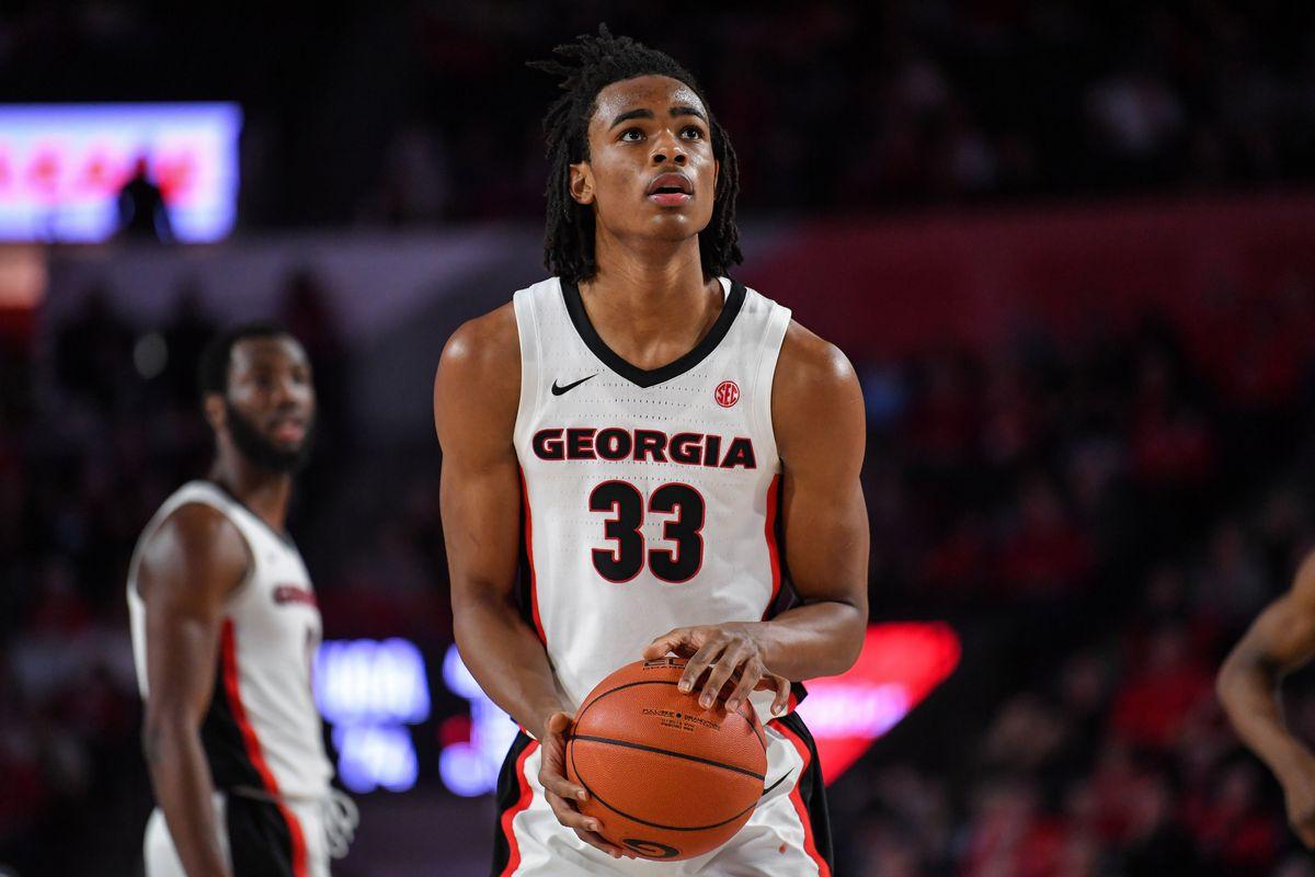 NCAA Basketball: Vanderbilt at Georgia