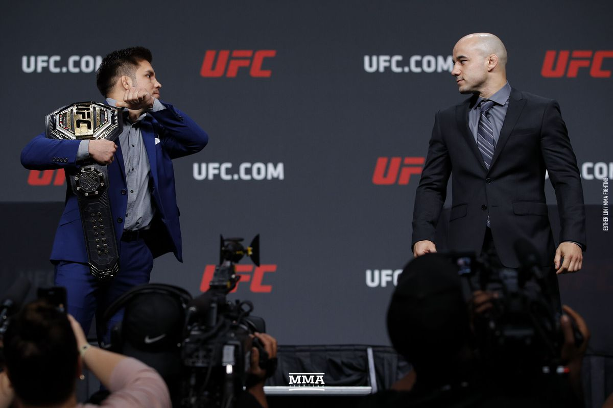 UFC 238 poster released