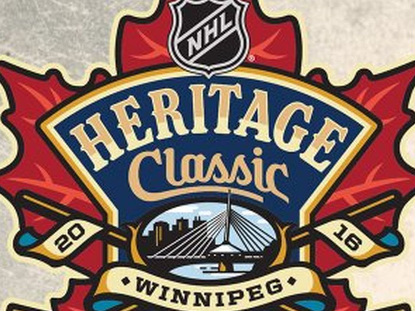 2016 NHL Heritage Classic jerseys and alumni rosters announced ... 5ead33cf8
