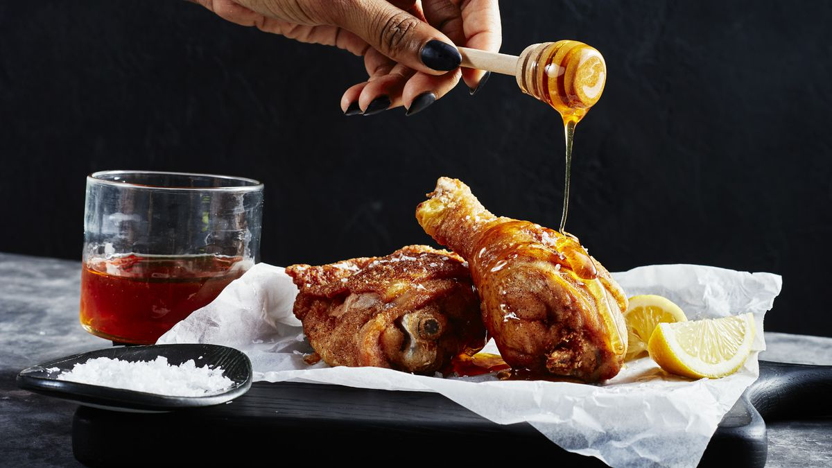 Chicken from the new Ayesha Curry cookbook