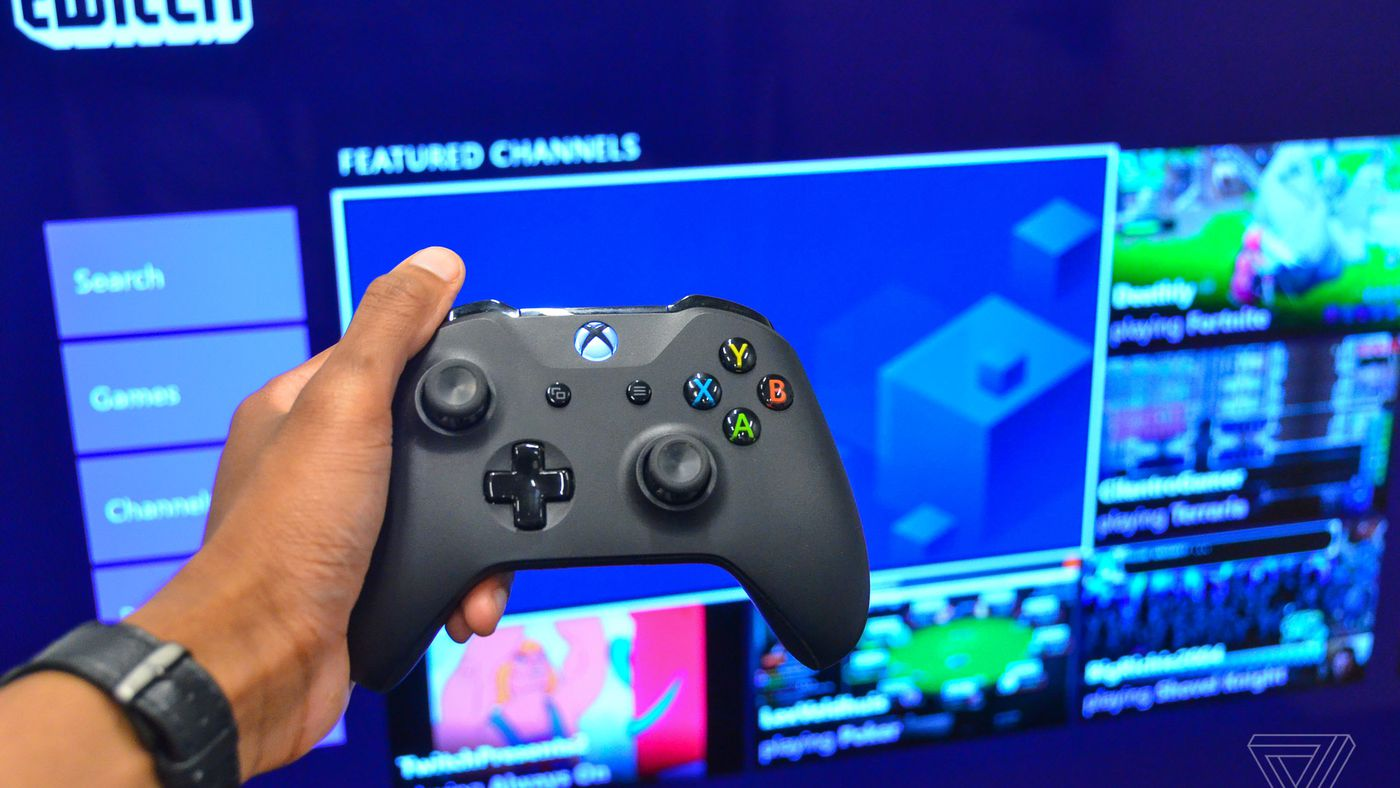 How to stream your gaming sessions the verge.