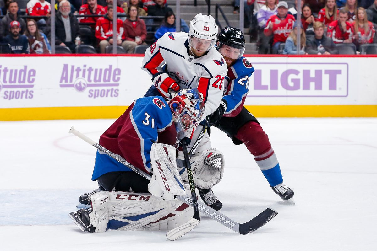 8cdb6f01d0d In this Storystream. Game 19 of 82  Capitals vs. Avalanche · Capitals vs. Avalanche  Recap  Washington Strikes in Overtime to Bury Avalanche ...