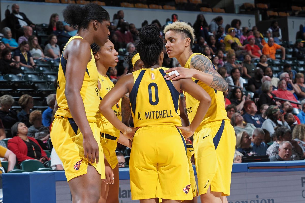 After a tough 2019, Indiana Fever still rebuilding slowly but surely -  Swish Appeal