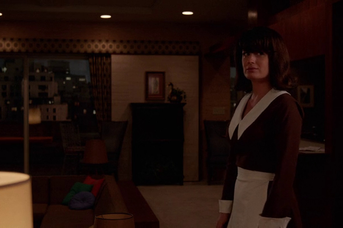Diana (Elizabeth Reaser) is the most interesting new addition to the show at this late date.