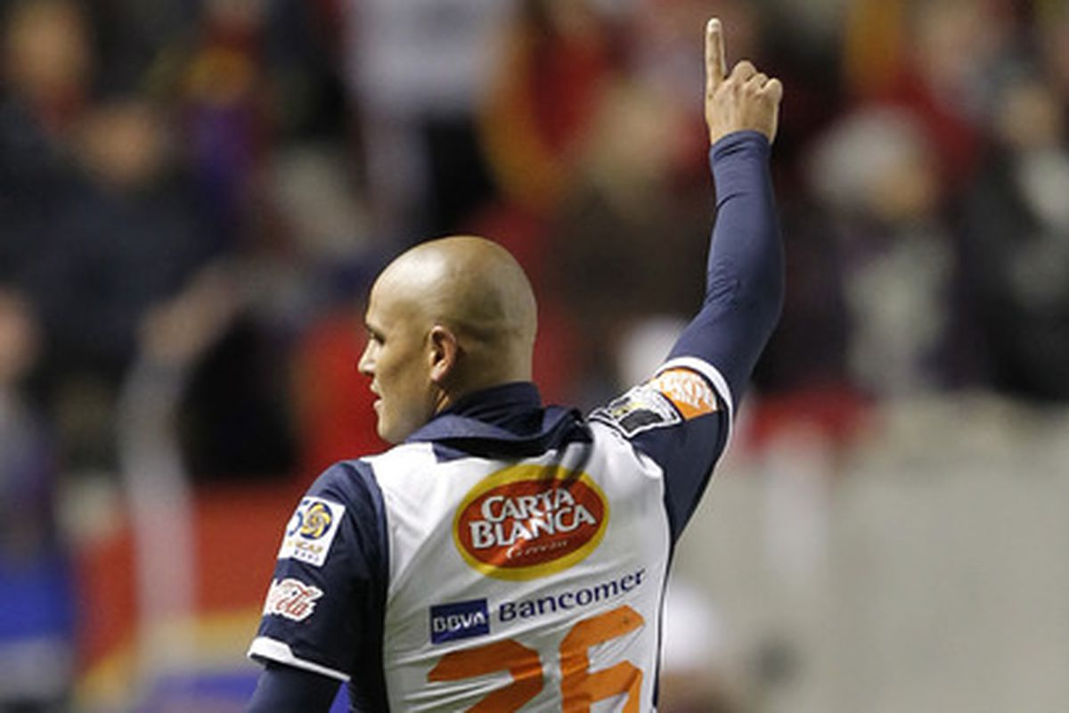 Suazo is number one (in salary in Mexico).