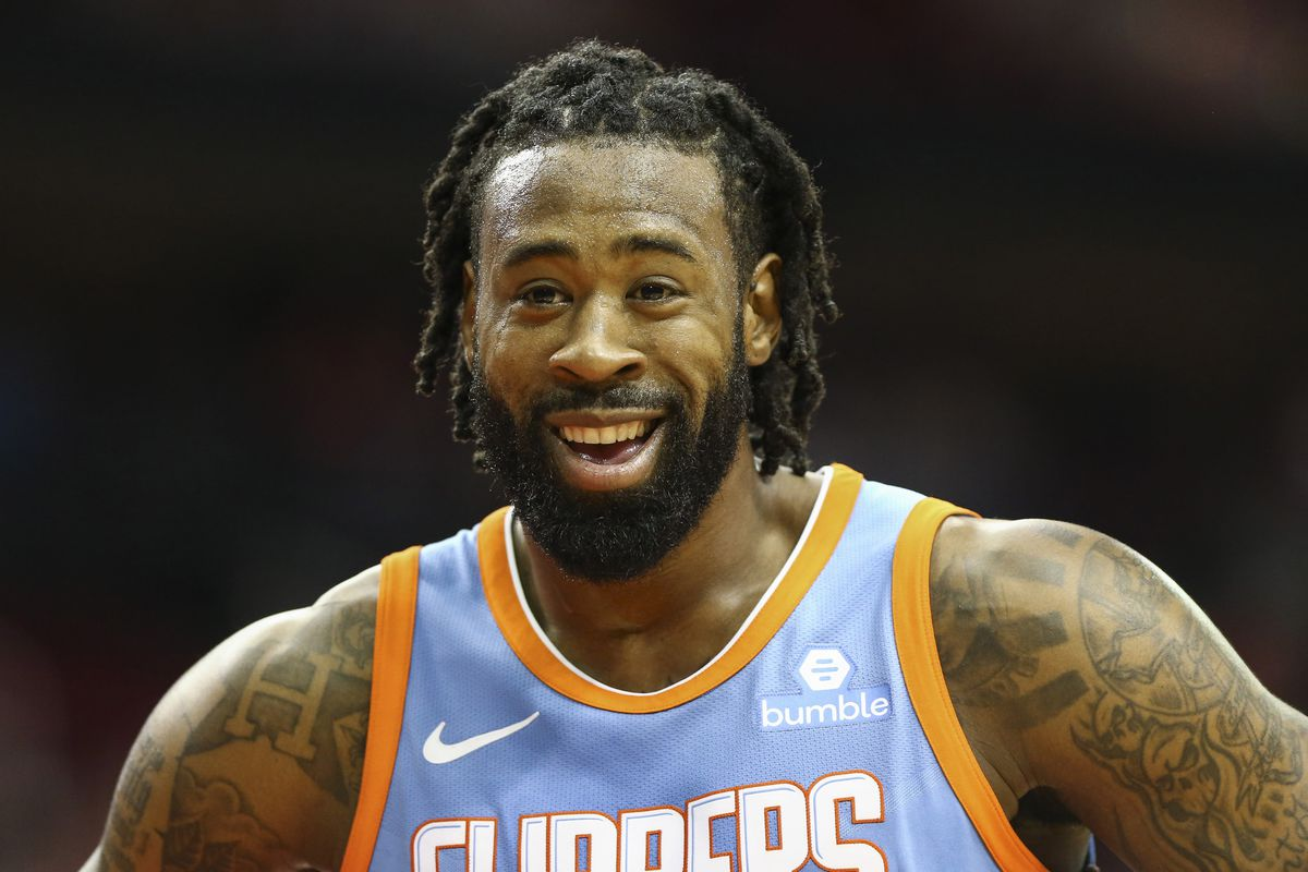 4e0ae50182a Warriors want to sign DeAndre Jordan for cheap, so get your pitchforks