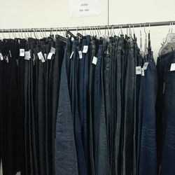 6397 jeans, $50—$60