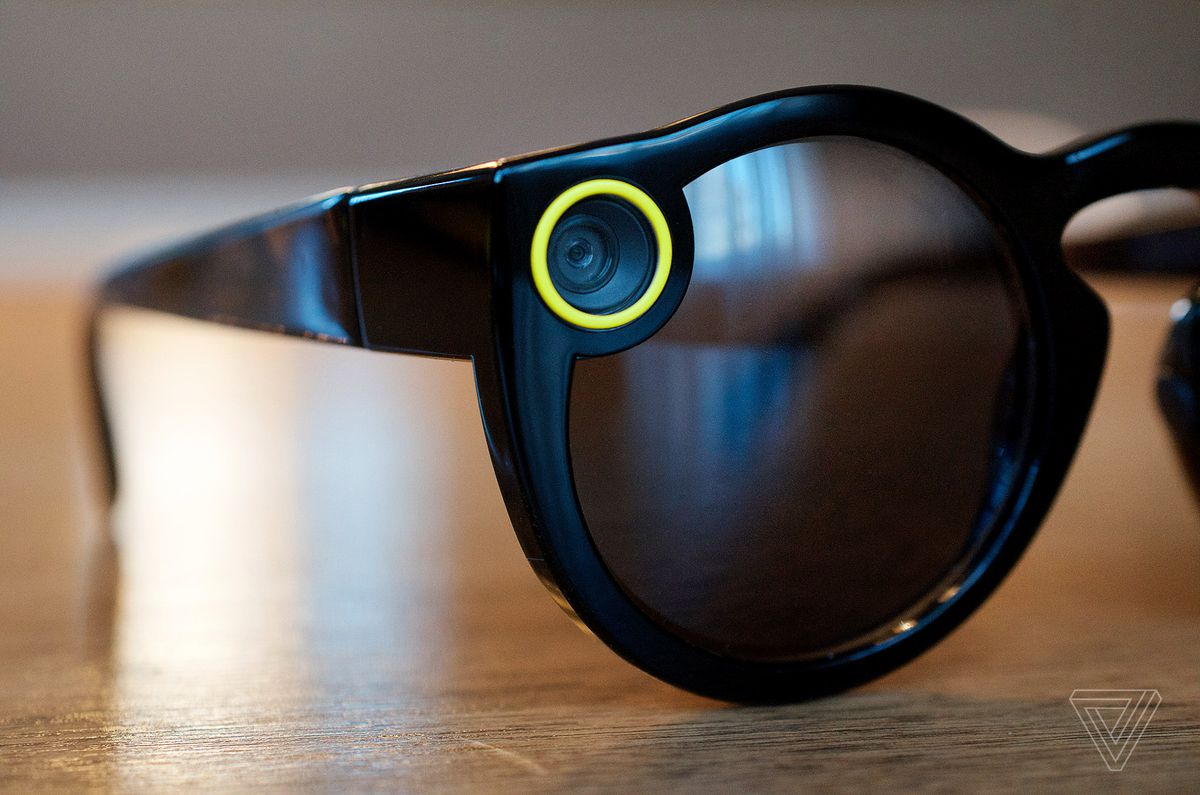 07ebf8eace7 Snapchat Spectacles are here and they are ridiculously fun - The Verge