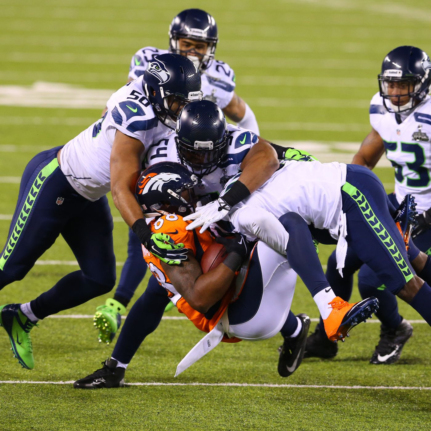 Super Bowl 2014 final score for Seahawks vs. Broncos  Seattle defense  dominates in 43-8 win bfd0dc2186d