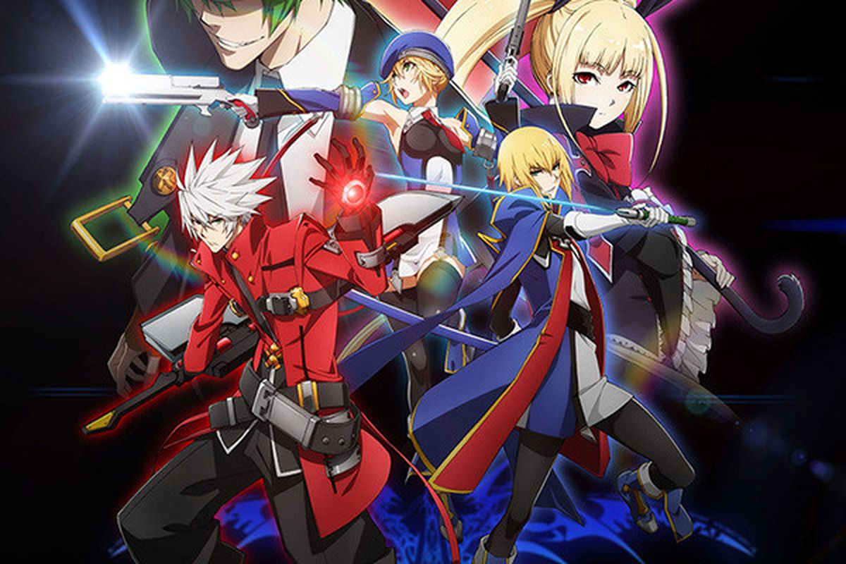 BlazBlue Fighting Game Franchise Getting Japanese Anime Series