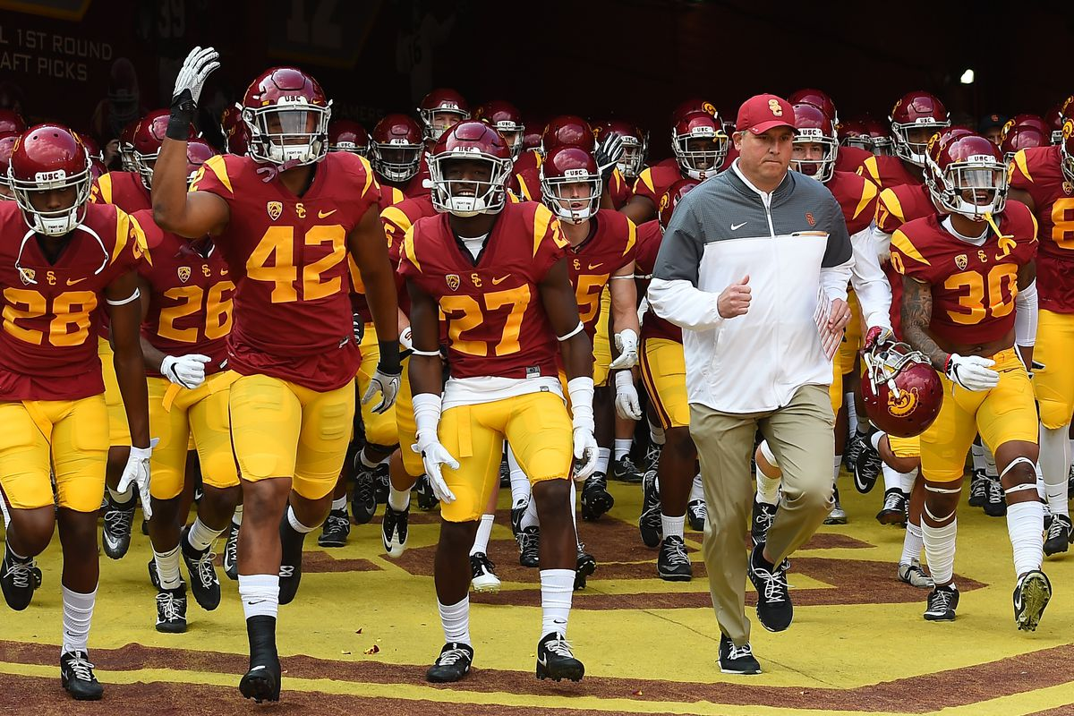 Usc Trojans Football >> Usc Trojans Football Recruiting National Signing Day 2017