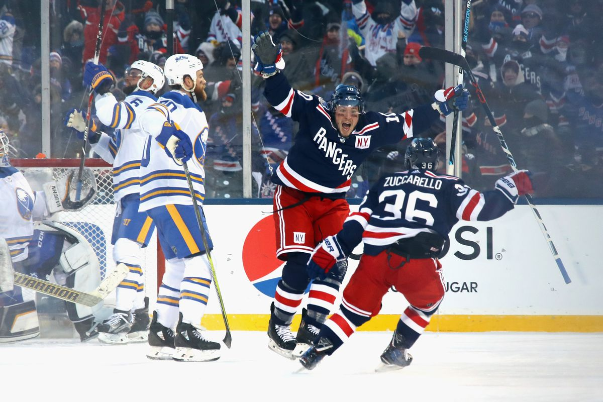 best service 2197d f88c0 Sweater Speculation: What Could New York Rangers' Alternate ...