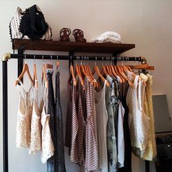 Women's tops and dresses from brands like Free People and Sophomore