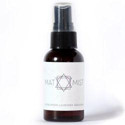 Mat Mist yoga mat deodorizer, $11-$18
