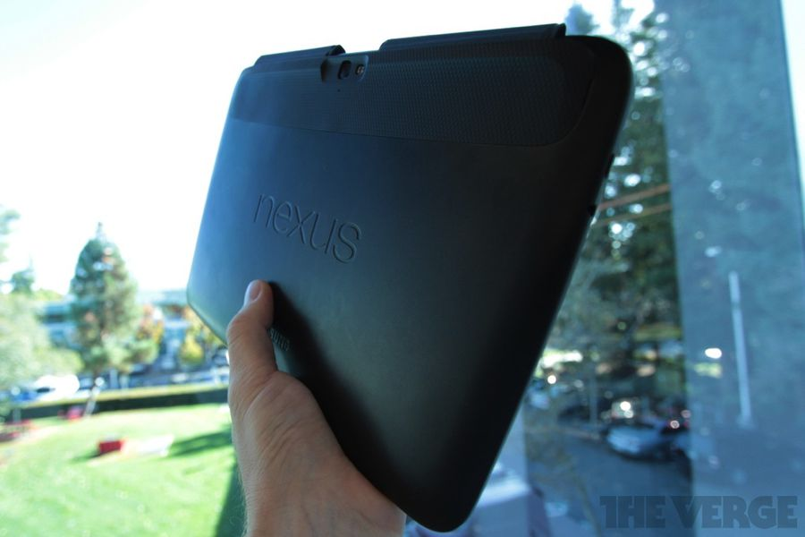 Nexus 10 available November 13th starting at $399; hands ...