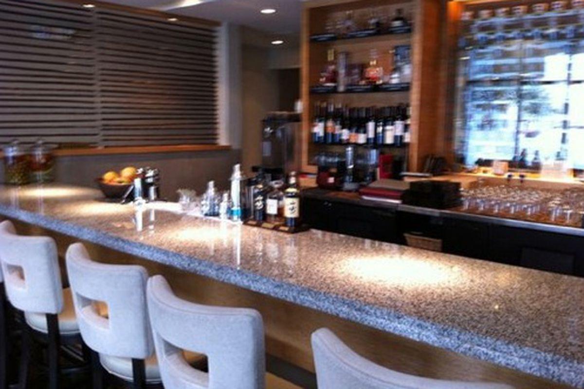 Tei-An's bar.