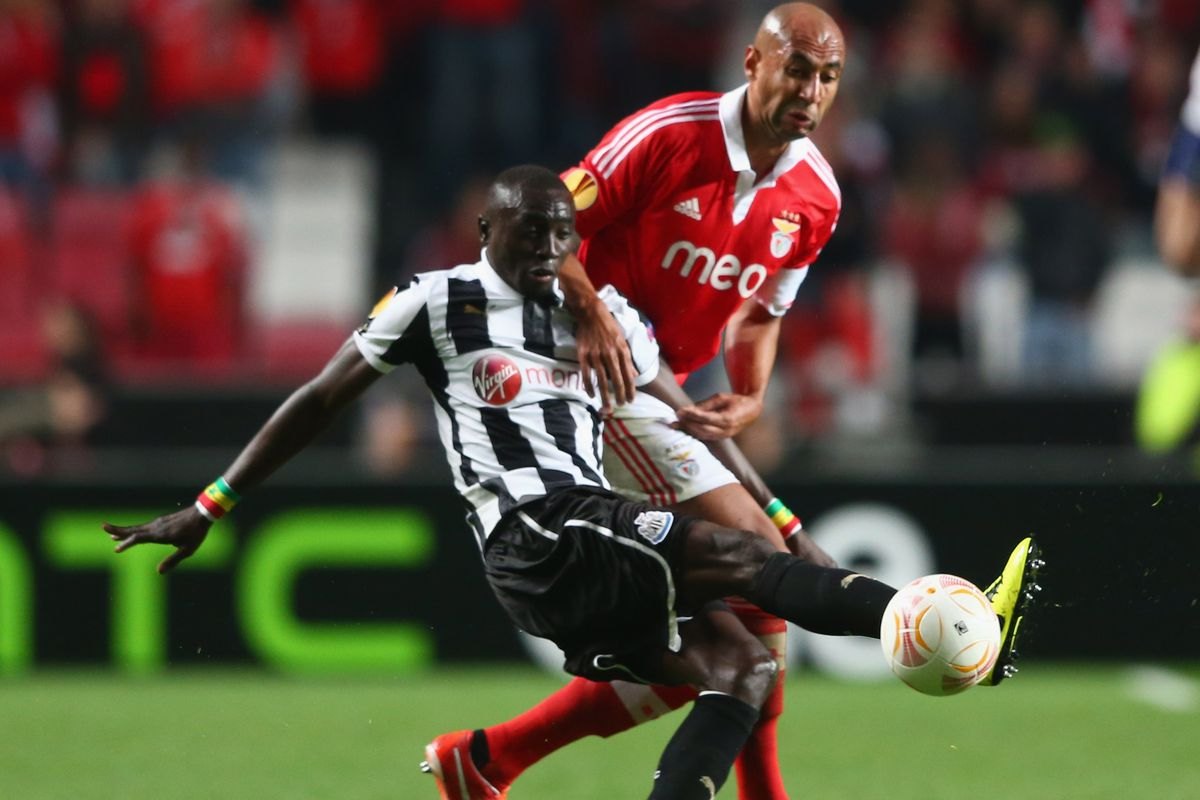 Cisse and Newcastle will hope for better luck on Thursday