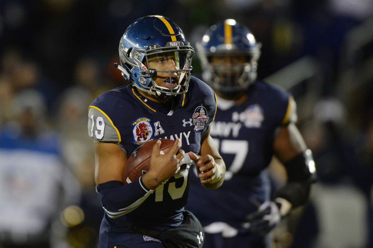 e024b7930 Navy s Keenan Reynolds is more than just one of the NFL Draft s most  interesting prospects