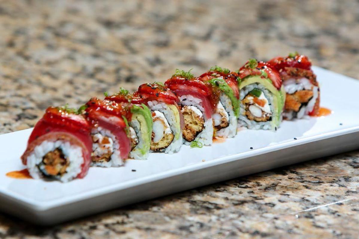Texas Sushi Restaurant Rock And Rolls Expands Into Cedar