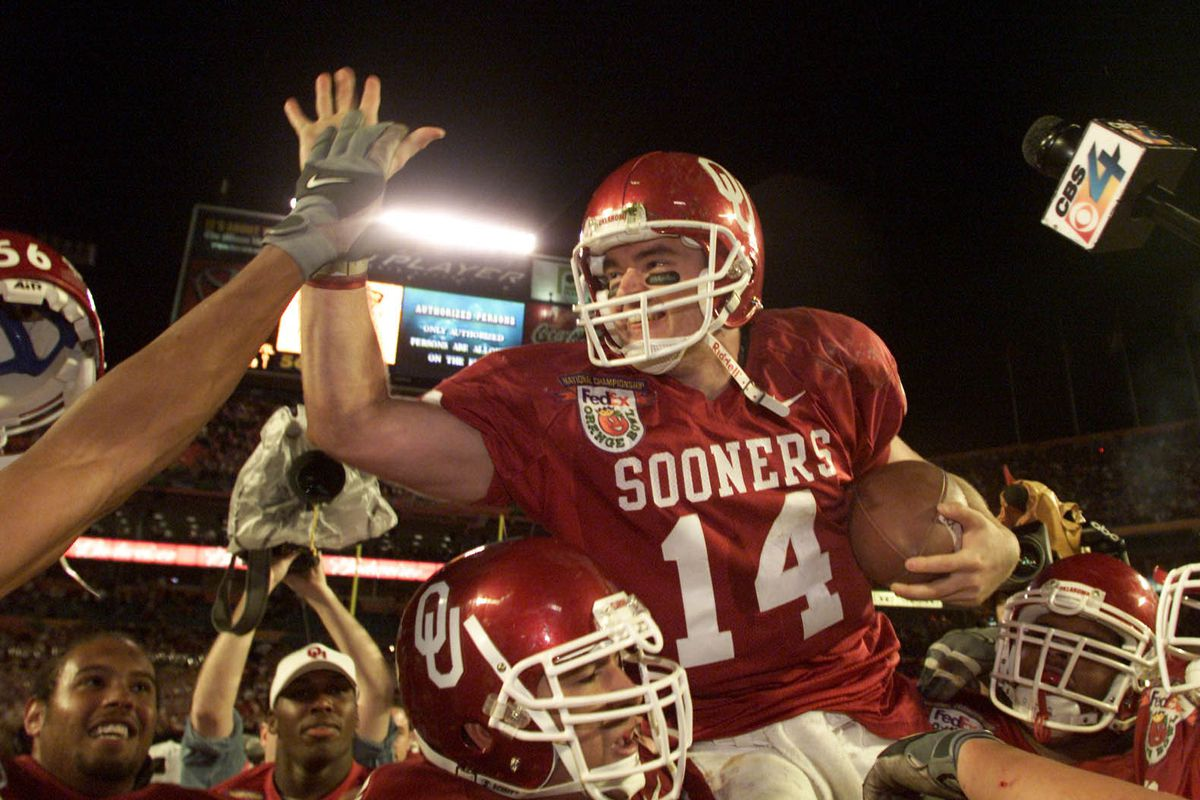 The 2000 college football season would have been a perfect year for a  playoff dc489f68e