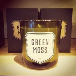"""Izola candles, $35.50 at East Passyunk interior design studio/home decor boutique <a href=""""https://www.facebook.com/HOMEphilly"""">Home</a>. FYI: Green Moss is the favorite scent of boutique owner Sary Em."""