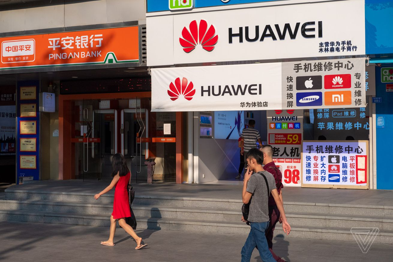 china suggests trump switch to huawei after reports of iphone tapping
