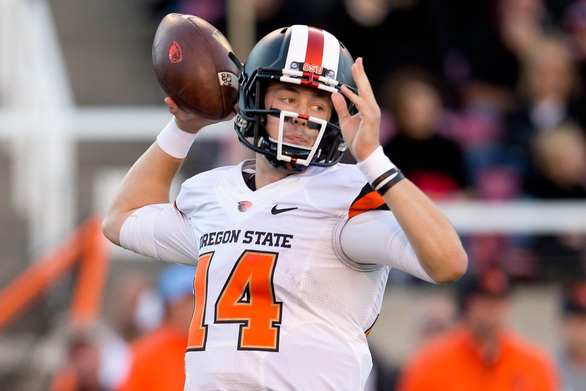 UCLA has a history of making backup QBs look very good. Nick Mitchell is the Beavers' backup QB and he'll get the start this Saturday.
