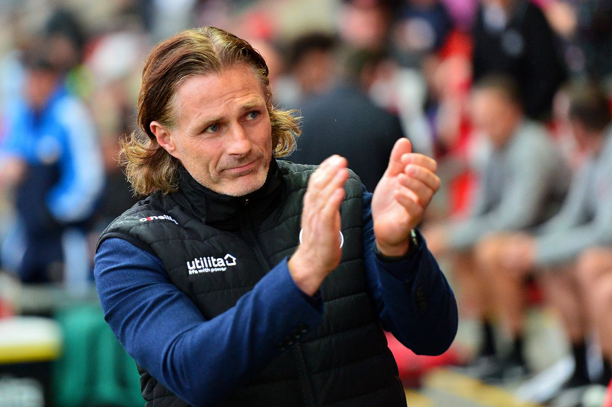 Fleetwood Town v Wycombe Wanderers - Sky Bet League One