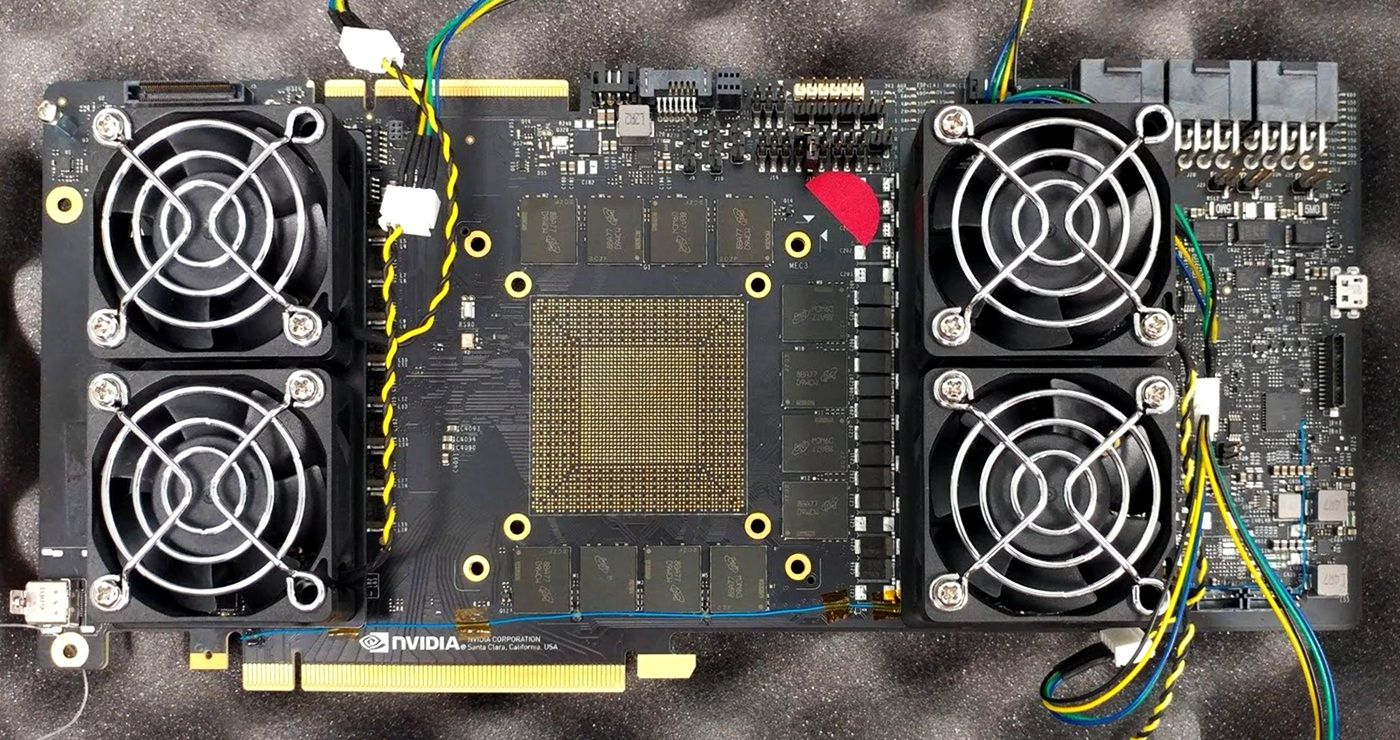 Nvidia's GeForce GTX 1180 could be unveiled next month - The