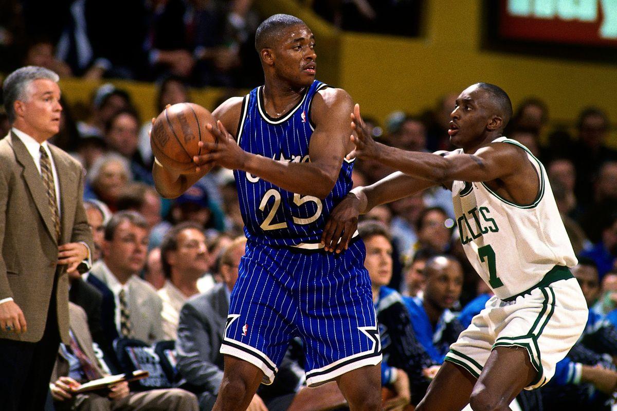 1995 Eastern Conference Quarterifinals, Game 3: Boston Celtics vs. Orlando Magic