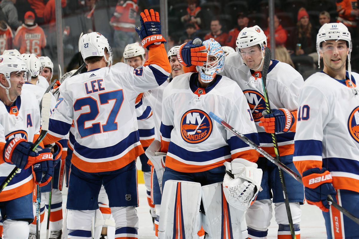 Islanders 4*, Flyers 3 (*SO): Call it a comeback, thank you Beauvillier